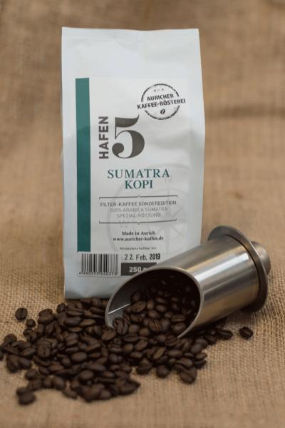 Sumatra Kopi Kaffee